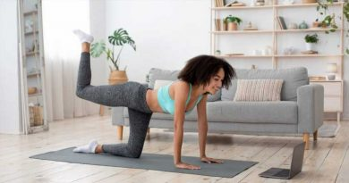 Try this at-home glute workout for better posture