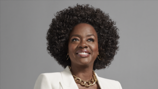 Viola Davis Finesses Her Lashes With a $9 Mascara